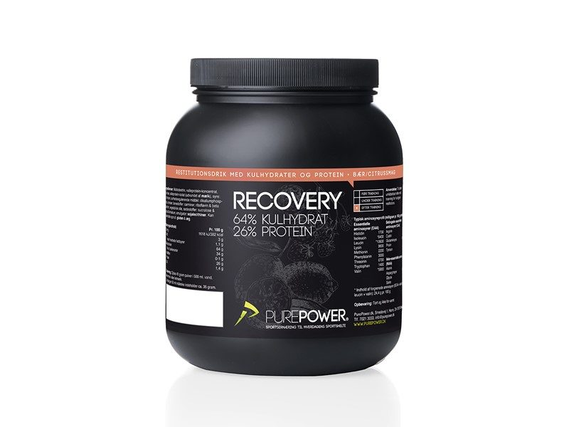 PUREPOWER RECOVERY DRINK