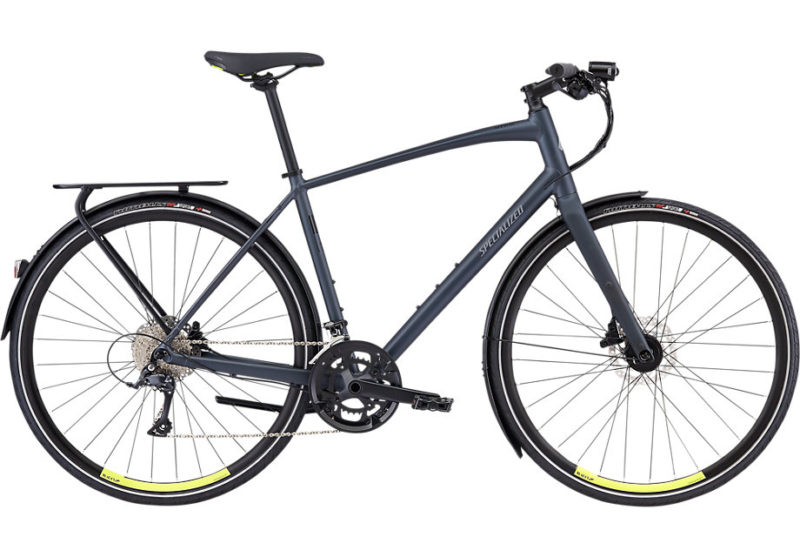 Specialized Sirrus Sport EQ – Black Top LTD