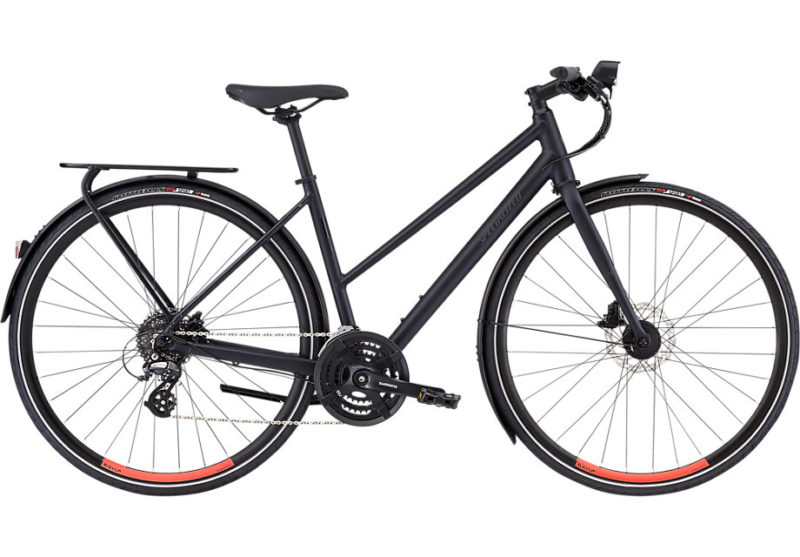 Specialized SIRRUS EQ – BLACK TOP LTD –