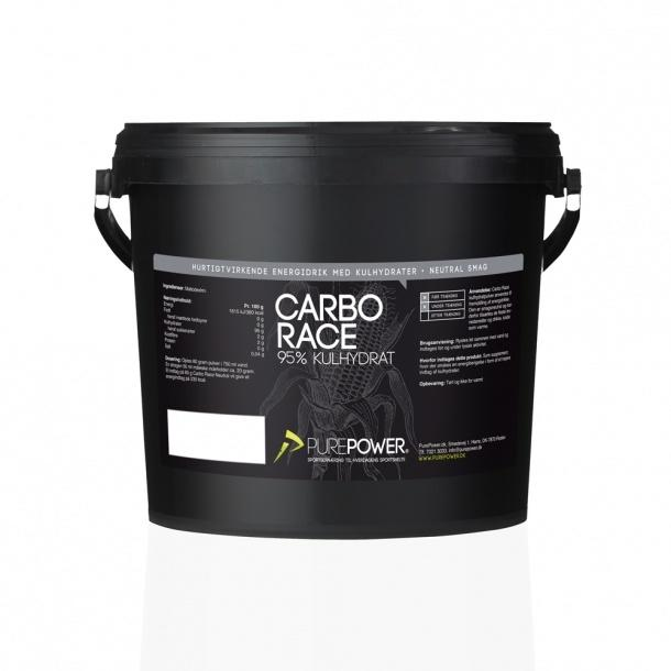 PurePower Carbo Race Neutral 3kg