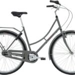 Raleigh Darlington Dame Nexus 3g fod/v-bremse 52cm