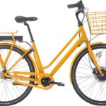 Raleigh Sussex E1 Dame 5 LED-disp. Nexus 7g Fod/Hydr. disc