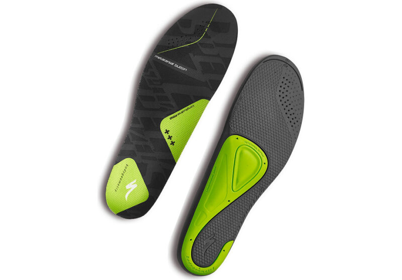 BODY GEOMETRY SL FOOTBEDS +++Green