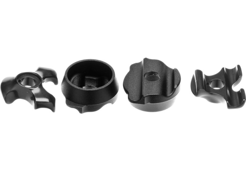 Specialized SINGLE BOLT CLAMP BLK 7+9MM